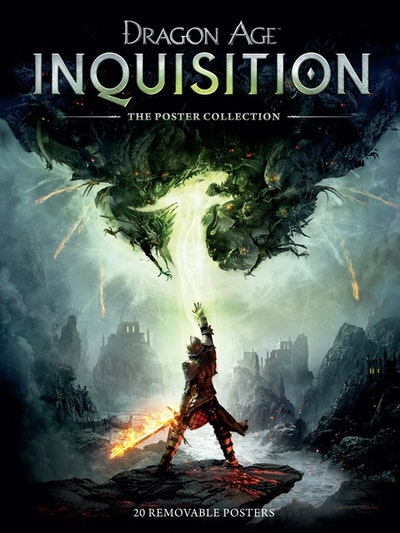 Dragon Age Inquisition - The Poster Collection