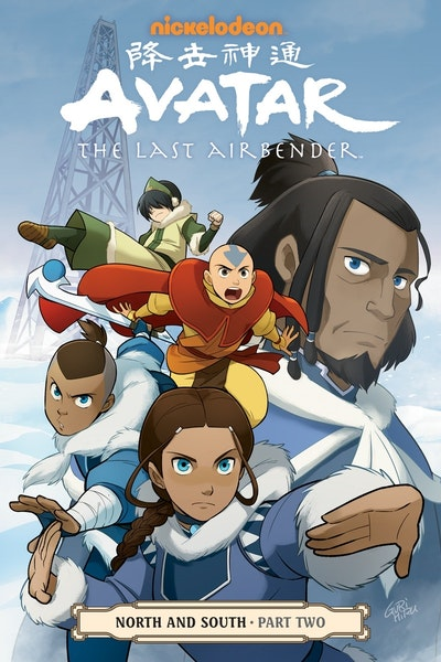 Avatar The Last Airbender--North And South Part Two