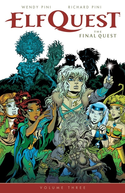 Elfquest The Final Quest Volume 3