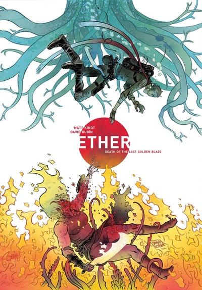 Ether Volume 1 Death Of The Last Golden Blaze