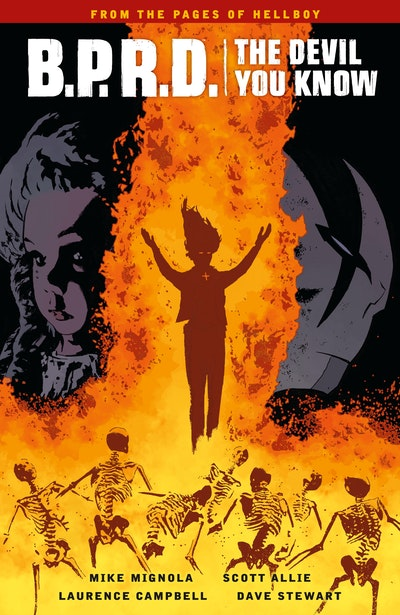 B.P.R.D. The Devil You Know Volume 1 - Messiah