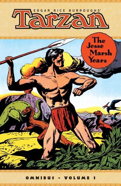 Tarzan The Jesse Marsh Years Omnibus Volume 1