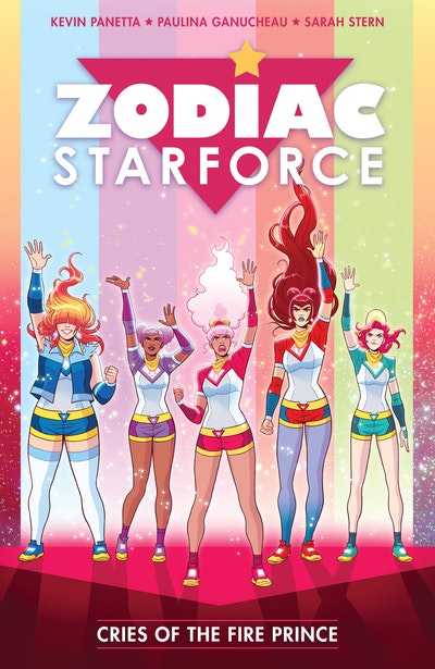Zodiac Starforce Volume 2 Cries Of The Fire Prince