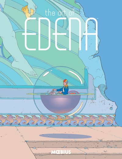 Moebius Library The Art Of Edena