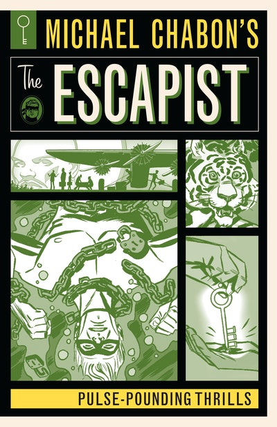 Michael Chabon's The Escapist Pulse-Pounding Thrills