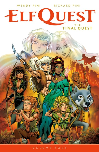 Elfquest The Final Quest Volume 4
