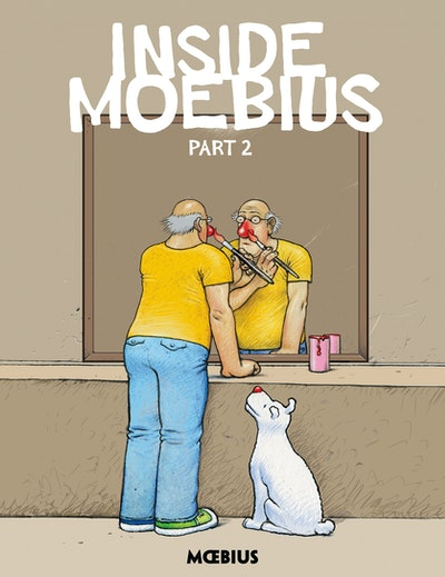 Moebius Library Inside Moebius Part 2