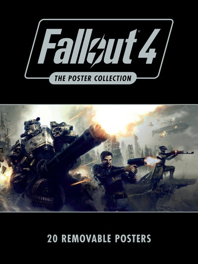Fallout 4 The Poster Collection