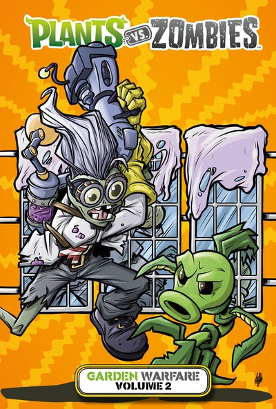 Plants Vs. Zombies Garden Warfare Volume 2