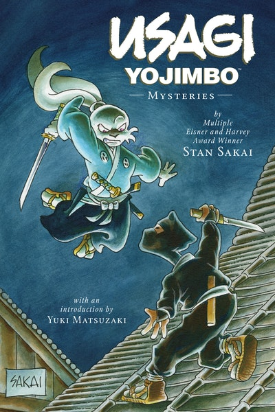 Usagi Yojimbo Volume 32 Limited Edition