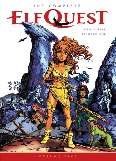 The Complete Elfquest Volume 5