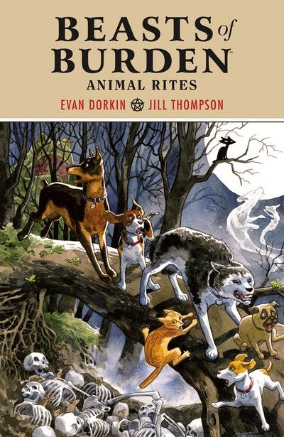 Beasts of Burden Volume 1 Animal Rites