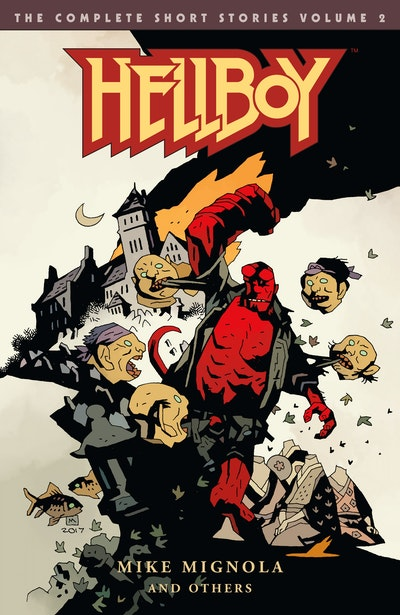 Hellboy The Complete Short Stories Volume 2