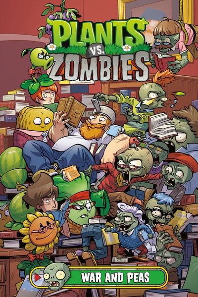 Plants Vs. Zombies Volume 11 War And Peas