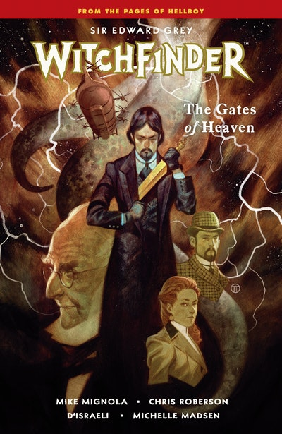 Witchfinder Volume 5 The Gates Of Heaven