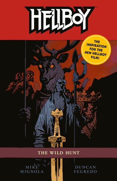 Hellboy The Wild Hunt (2nd Edition)