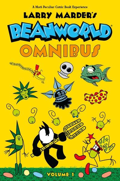 Beanworld Omnibus Volume 1