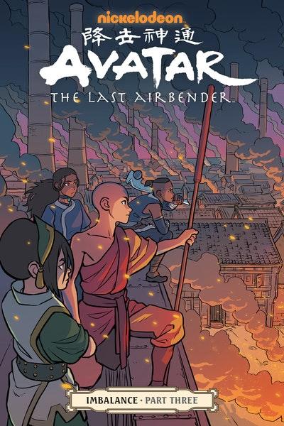 Avatar The Last Airbender--Imbalance Part Three
