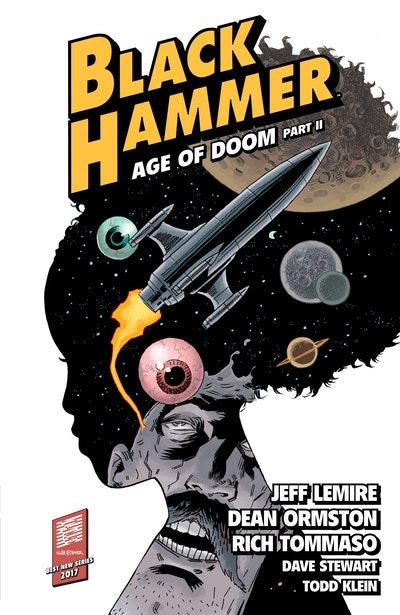 Black Hammer Volume 4