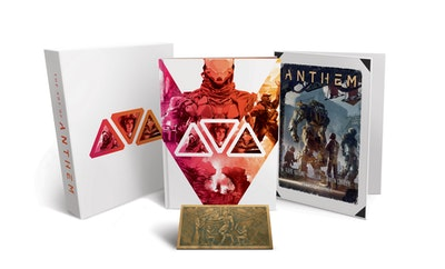 The Art Of Anthem Limited Edition