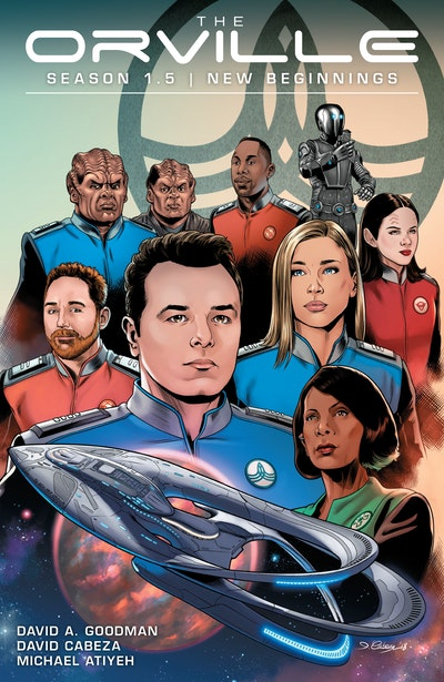 The Orville Season 1.5 New Beginnings