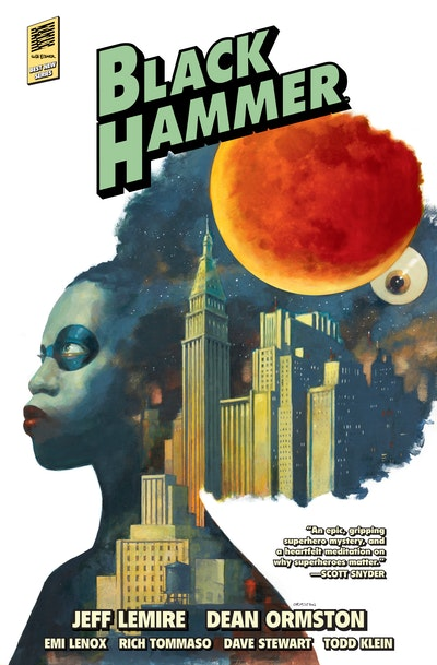 Black Hammer Library Edition Volume 2