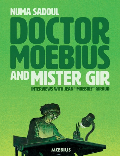 Dr. Moebius and Mister Gir