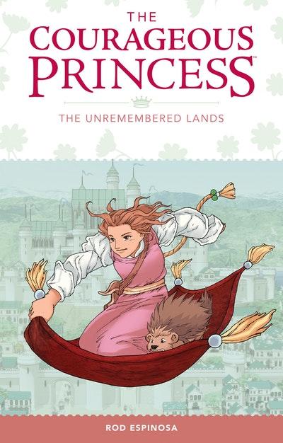Courageous Princess Volume 2