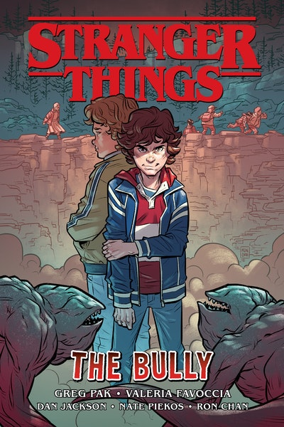 Stranger Things The Bully (Graphic Novel)