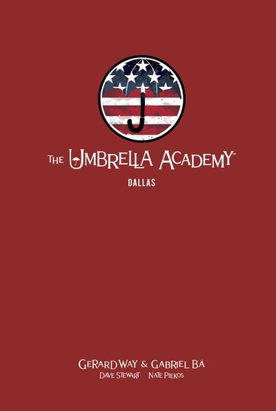 The Umbrella Academy Library Edition Volume 2