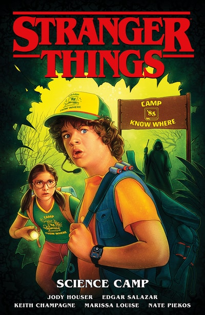 Stranger Things Science Camp (Graphic Novel)