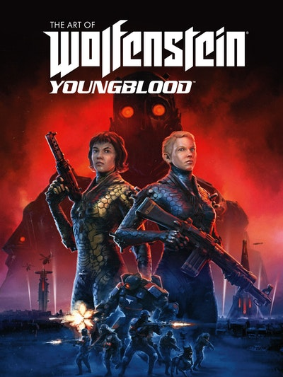 The Art of Wolfenstein: Youngblood
