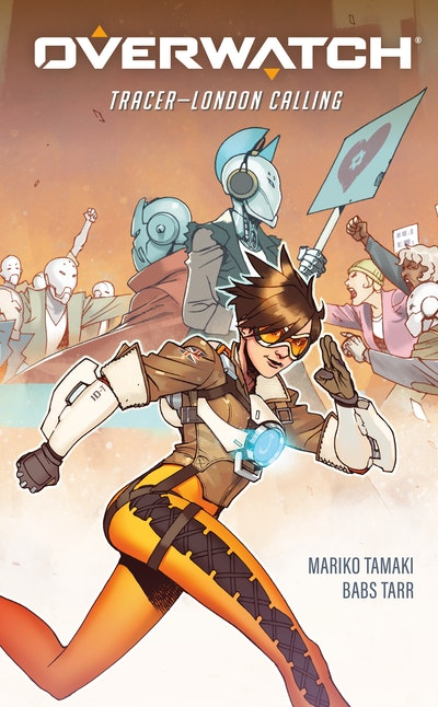 Overwatch Tracer--London Calling