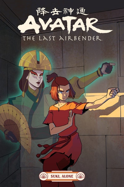 Avatar The Last Airbender--Suki, Alone