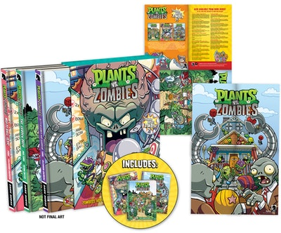 Plants vs. Zombies Boxed Set 7