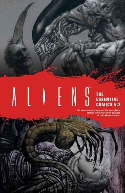 Aliens The Essential Comics Volume 2