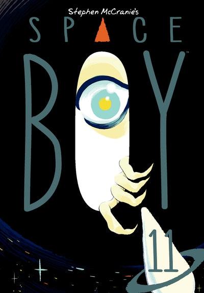 Stephen McCranie's Space Boy Volume 11