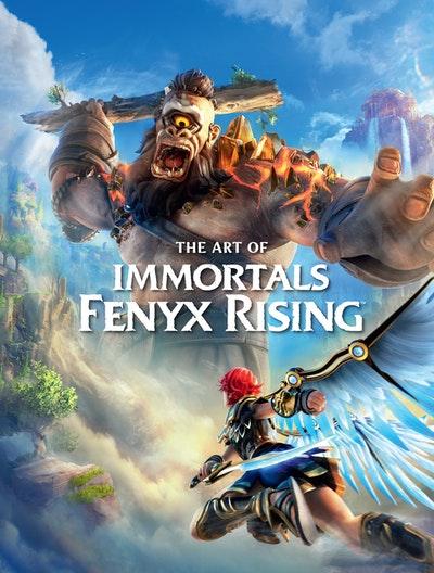The Art of Immortals Fenyx Rising