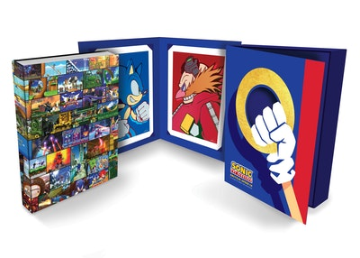 Sonic the Hedgehog Encyclo-speed-ia (Deluxe Edition)