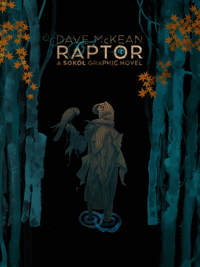 Raptor: A Sokol Graphic Novel