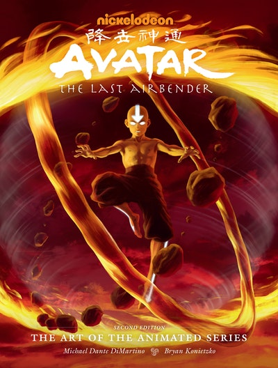Avatar The Last Airbender--The Art of the Animated Series (Second Edition)