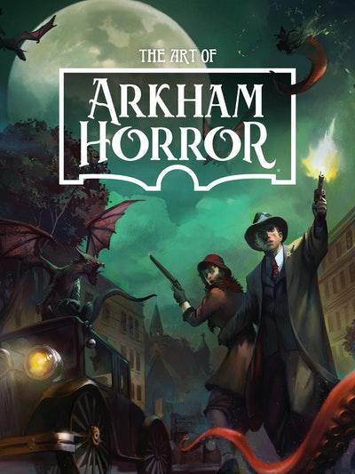 The Art of Arkham Horror