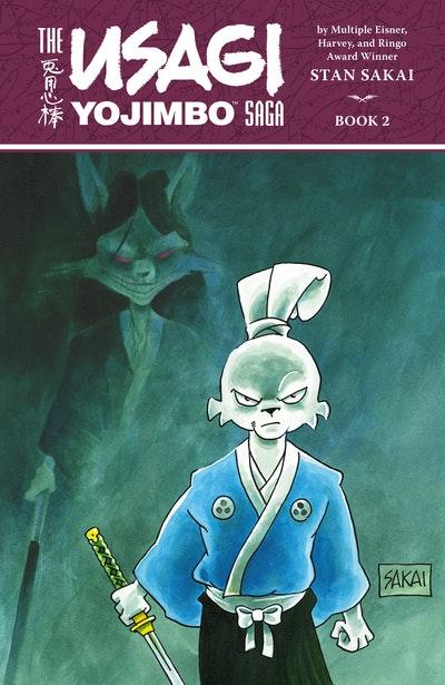 Usagi Yojimbo Saga Volume 2 (Second Edition)