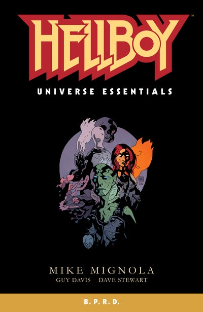 Hellboy Universe Essentials B.P.R.D.