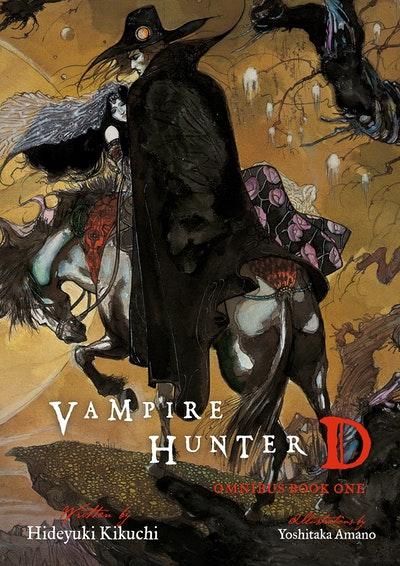 Vampire Hunter D Omnibus Book One