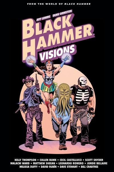 Black Hammer Visions Volume 2