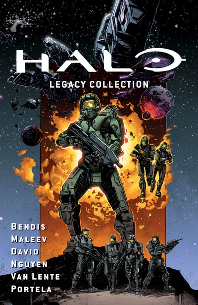Halo Legacy Collection