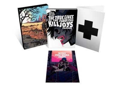 The True Lives of the Fabulous Killjoys California (Deluxe Edition)