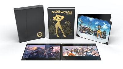 The Art of Overwatch Volume 2 Limited Edition