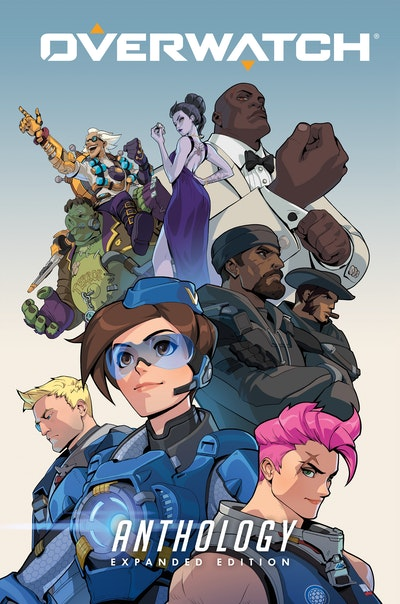 Overwatch Anthology Expanded Edition